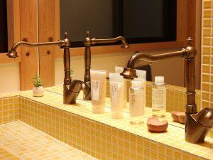 倉敷美観地区の一棟貸しのリノベーション古民家宿「バルビゾン」
