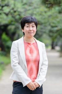 認定NPO法人難民支援協会代表理事石川えりさん