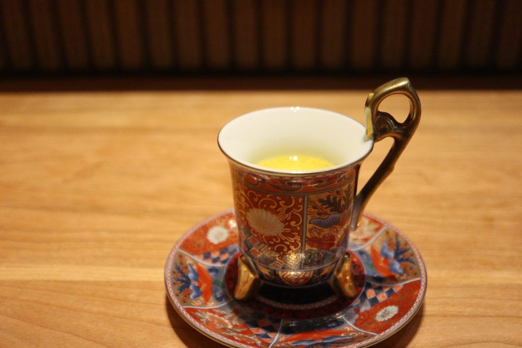 倉敷美観地区の日本料理店Bricole(ブリコール)の料理
