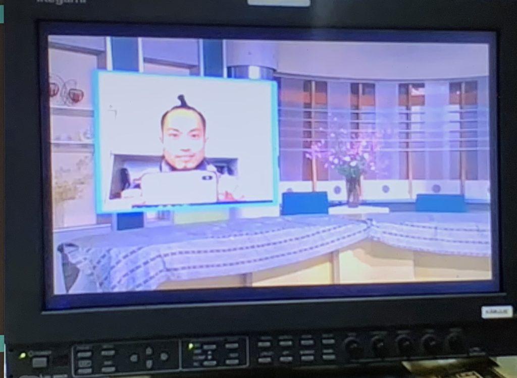 KSBスーパーJチャンネル出演