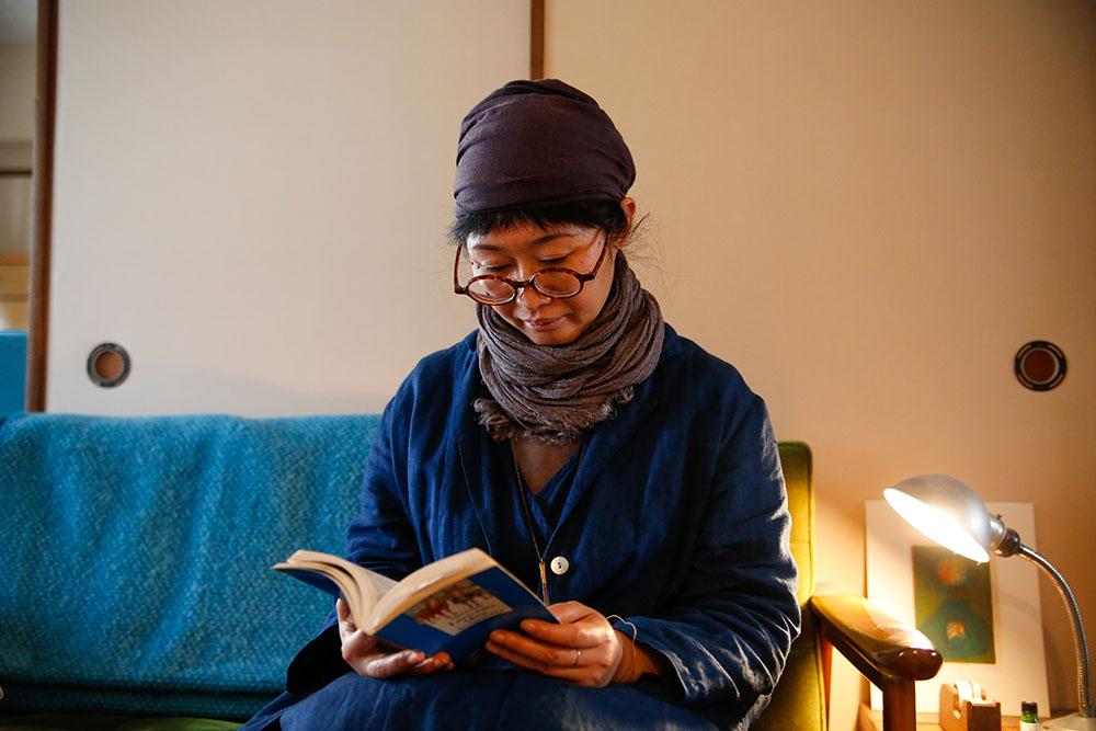 フランス語を勉強する株式会社行雲美観堂アルバイト・石川優子(いしこさん)