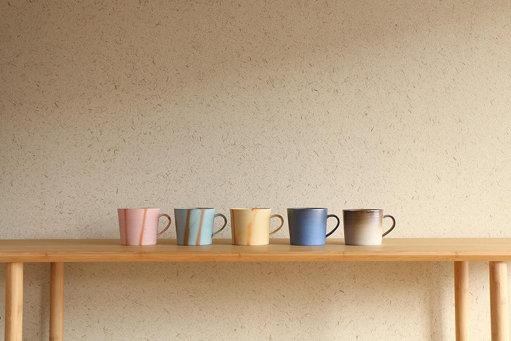 美観堂商品出製陶マグカップ
